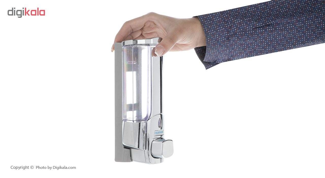 پمپ مایع دستشویی فرپود مدل dispenser main 1 10