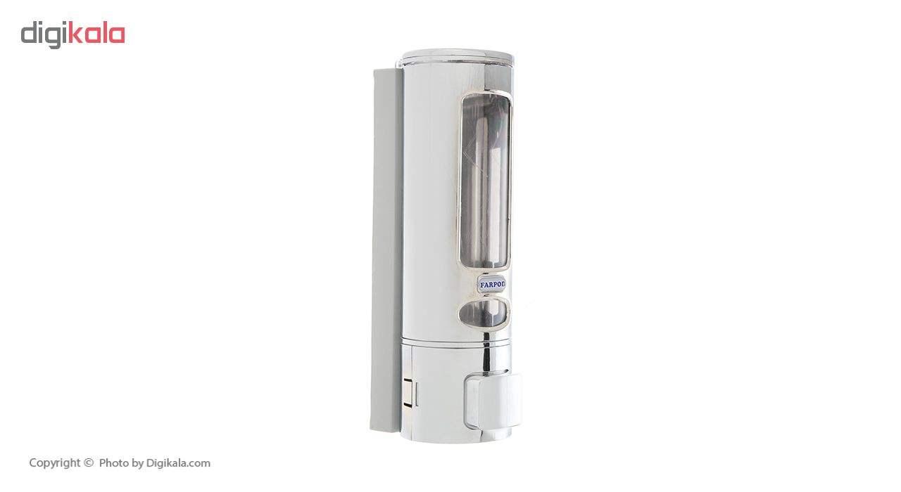 پمپ مایع دستشویی فرپود مدل rose main 1 8