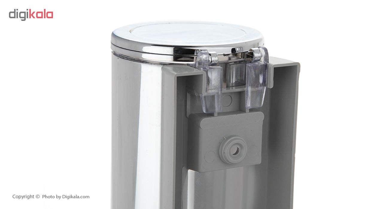 پمپ مایع دستشویی فرپود مدل rose thumb 11