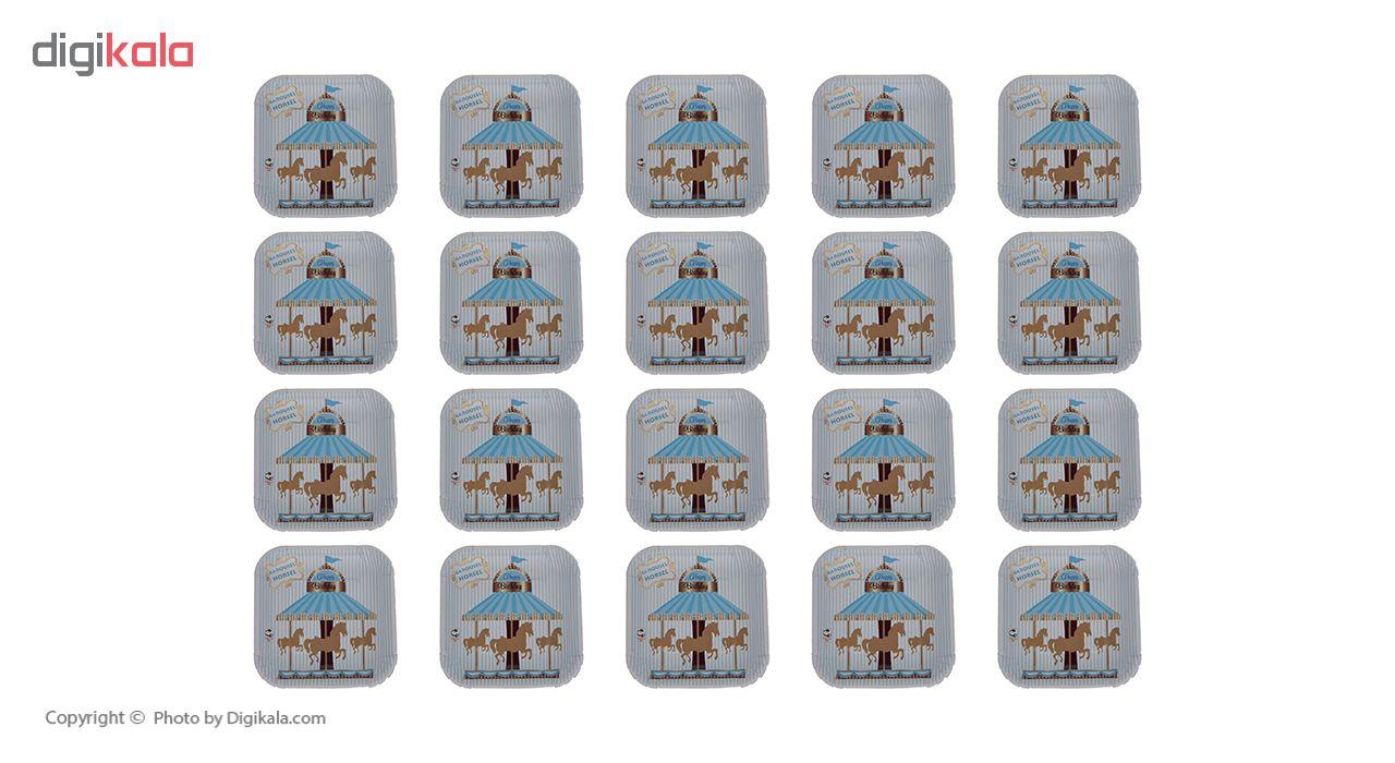 مجموعه 168 عددی تم تولد طرح کراسل کد 01