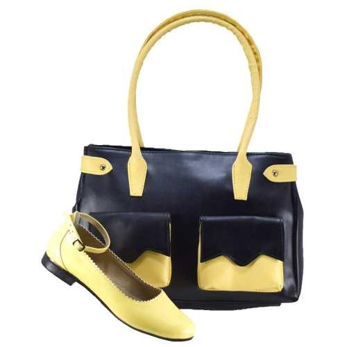 ست کیف و کفش زنانه آذاردو مدل SE00121