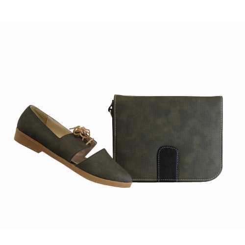ست کیف و کفش زنانه آذاردو مدل SE008/03