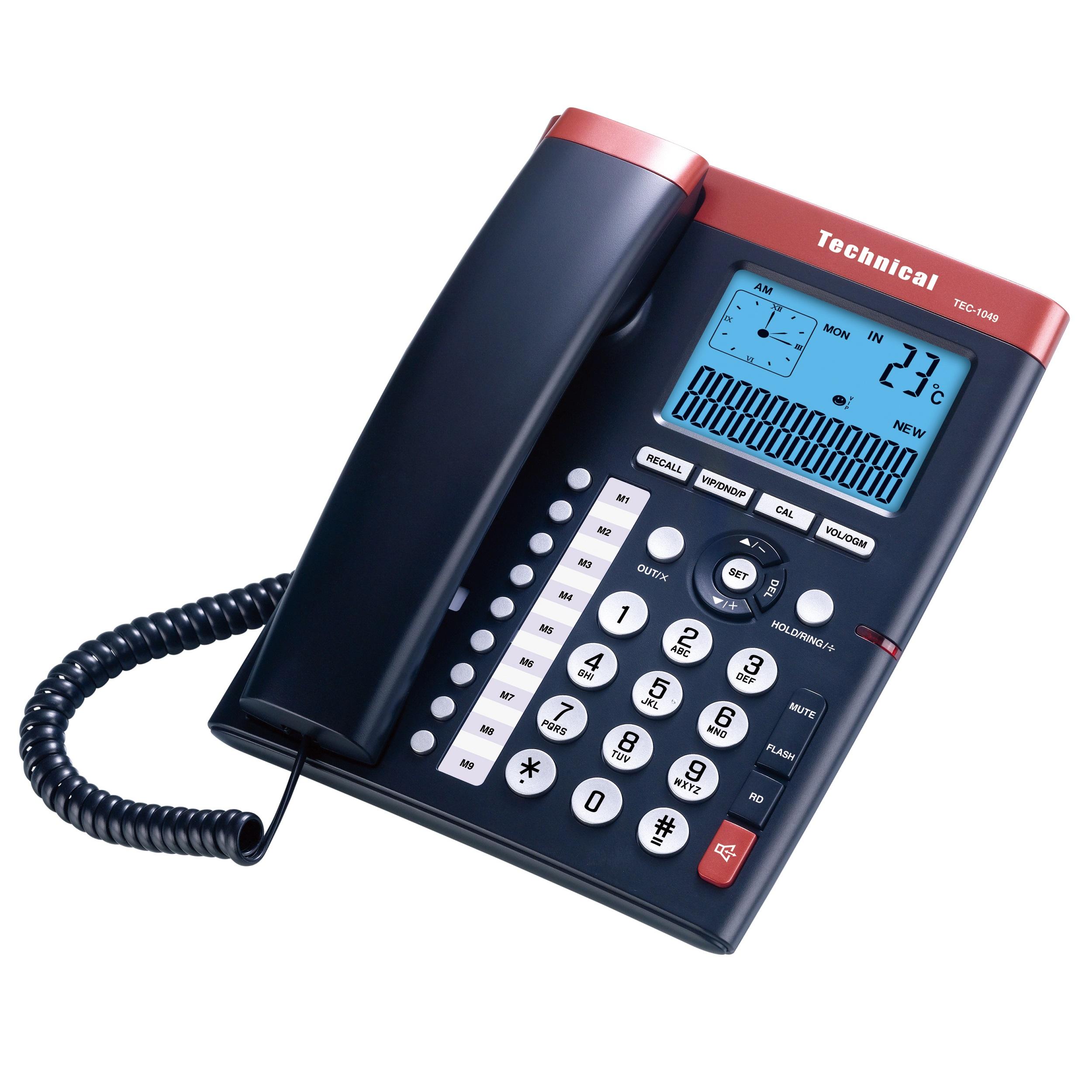 تلفن تکنیکال مدل TEC-1049