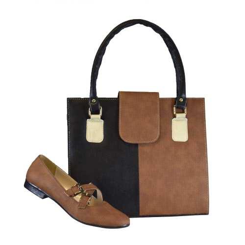 ست کیف و کفش زنانه آذاردو مدل SE026/11