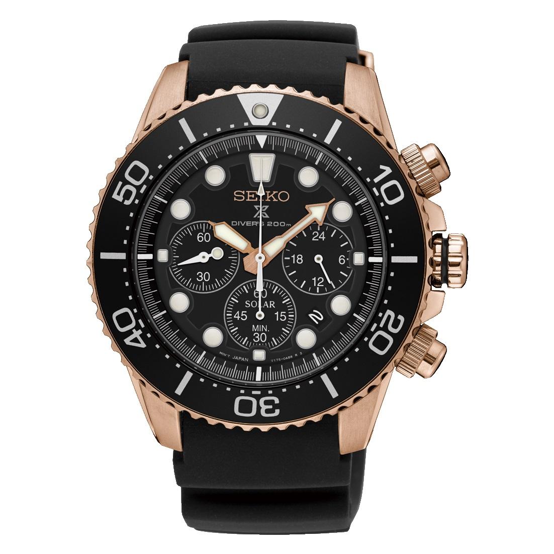 ساعت مچی عقربه ای مردانه سیکو  مدل   SSC618P1