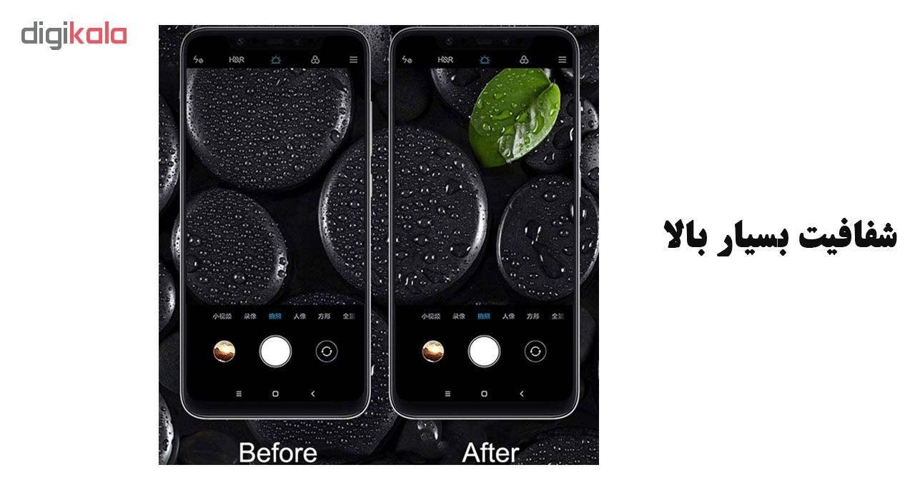 محافظ لنز دوربین لایونکس مدل UTFS مناسب برای گوشی موبایل سامسونگ Galaxy A70 بسته دو عددی main 1 6