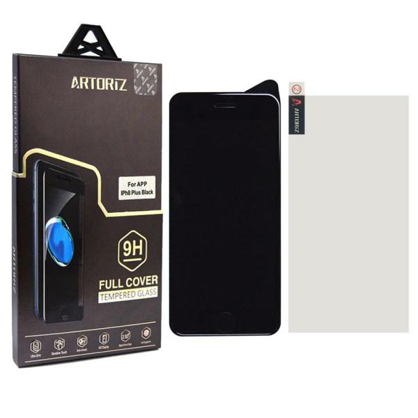محافظ صفحه نمایش و پشت گوشی آرتوریز مدل AZ44 مناسب برای گوشی موبایل اپل iPhone 8 plus