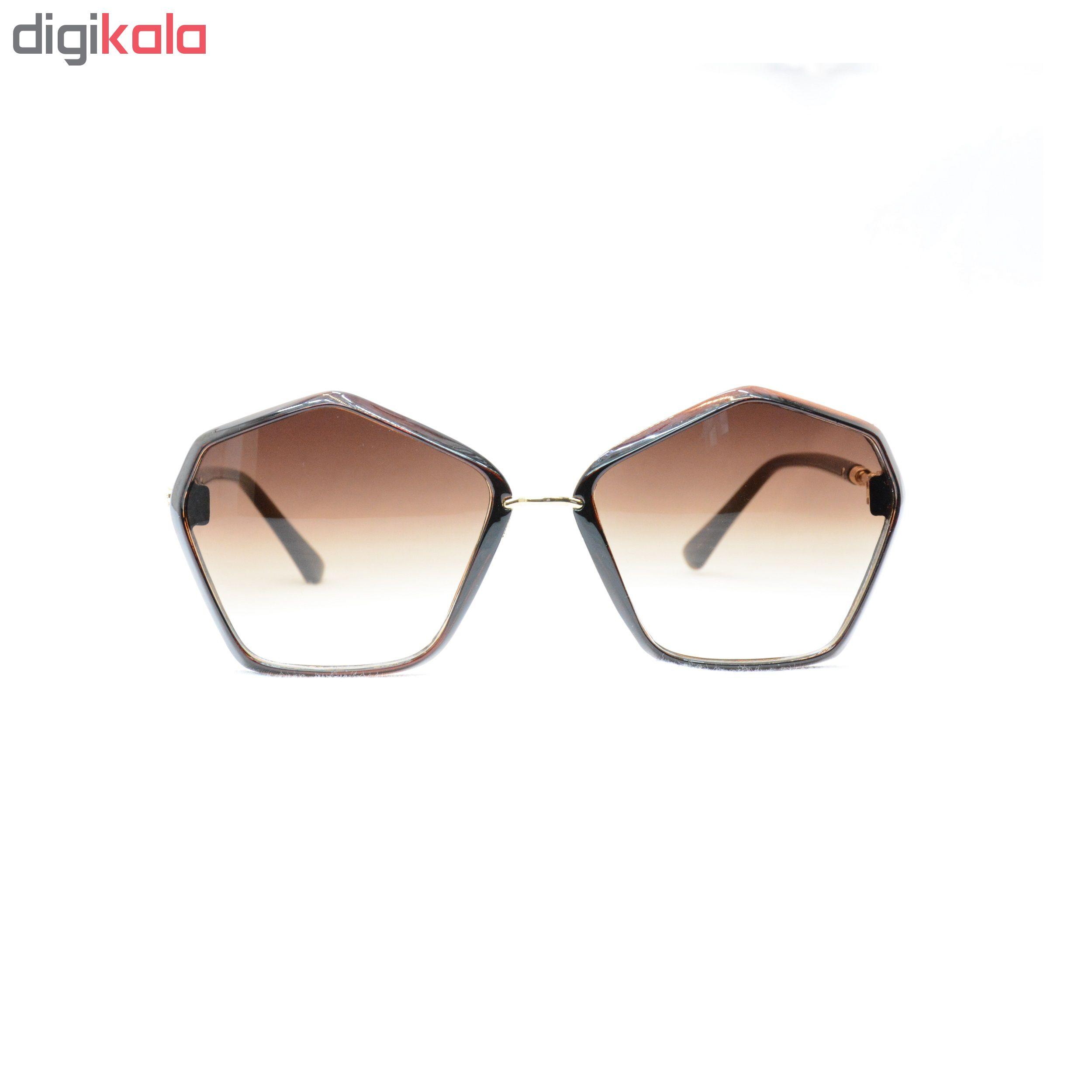 عینک آفتابی زنانه کد Z65-087
