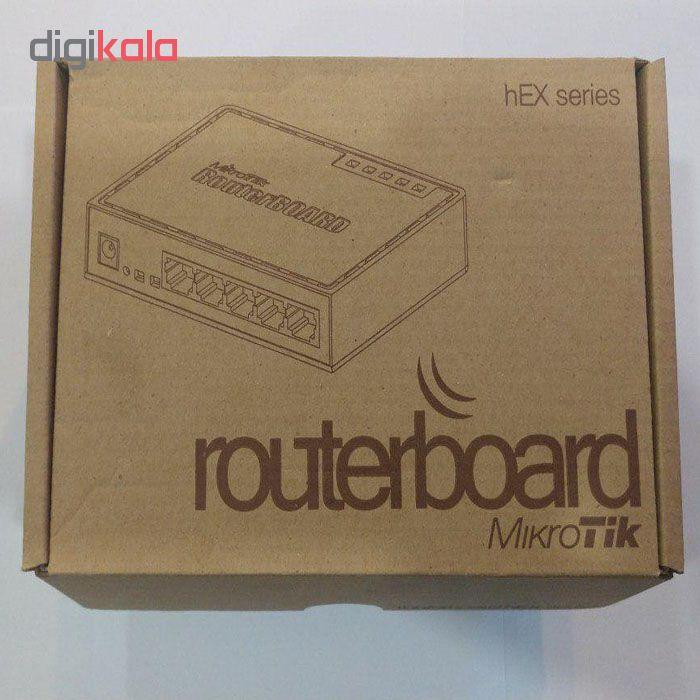 روتر میکروتیک مدل RB750GR2 HEX