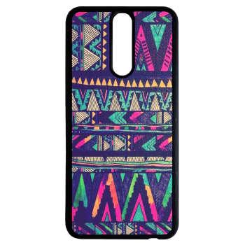 کاور طرح رنگارنگ کد 11053913 مناسب برای گوشی موبایل هوآوی mate 10 lite