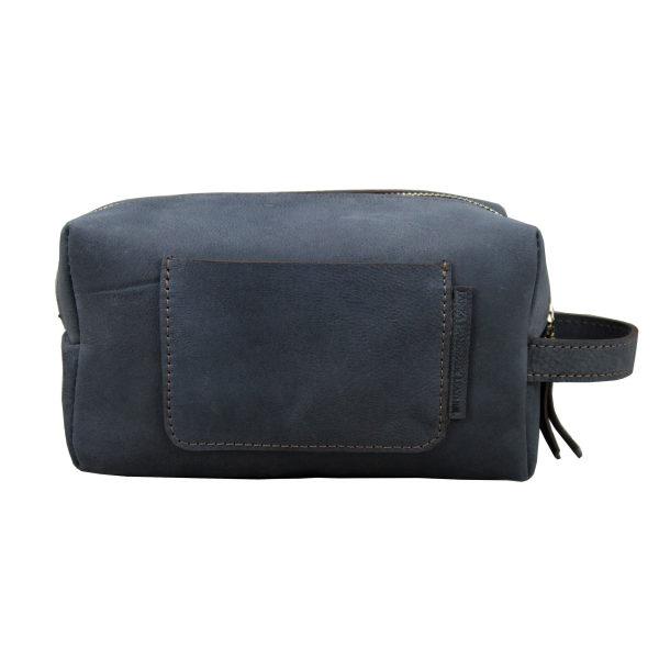 کیف لوازم بهداشتی مردانه چرم لانکا مدل CSB-2