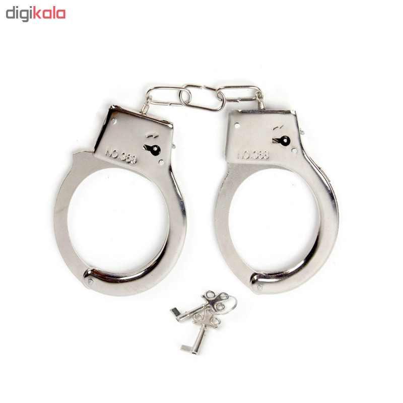 دستبند اسباب بازی مدل police-2 thumb 1