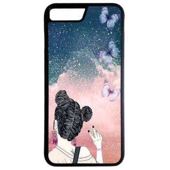 کاور طرح دخترانه کد 11053940 مناسب برای گوشی موبایل اپل iphone 7 plus/8 plus
