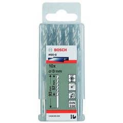 مجموعه 10 عددی مته فلز بوش مدل 2608595055