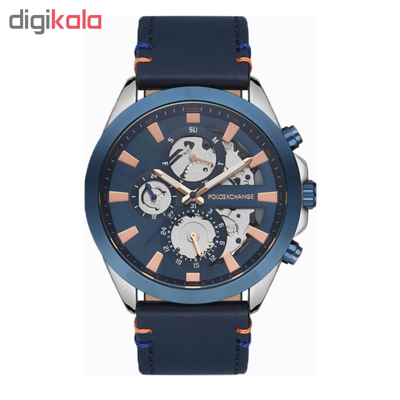ساعت  پولو اکسچینج مدل PX0130D-06