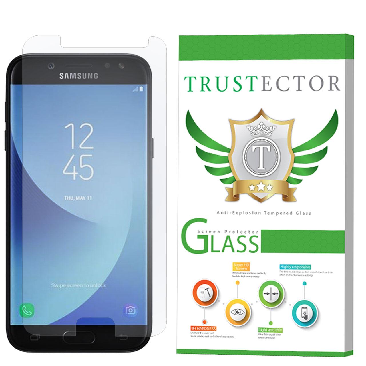 محافظ صفحه نمایش تراستکتور مدل GLS مناسب برای گوشی موبایل سامسونگ Galaxy J7 Pro               ( قیمت و خرید)