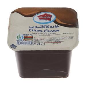 خامه کاکائویی طراوت مقدار 100 گرم