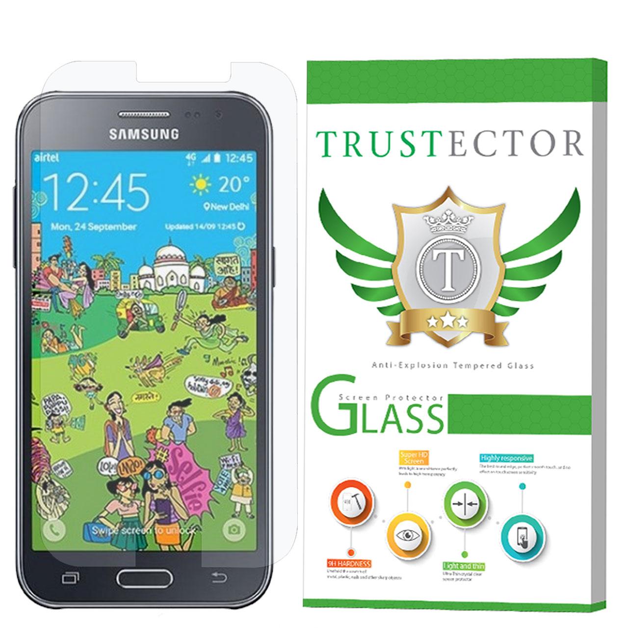 محافظ صفحه نمایش تراستکتور مدل GLS مناسب برای گوشی موبایل سامسونگ Galaxy J2 2015