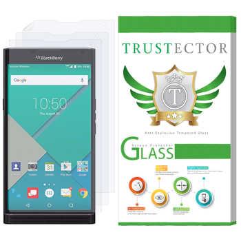 محافظ صفحه نمایش تراستکتور مدل GNF مناسب برای گوشی موبایل بلک بری Priv بسته 3 عددی