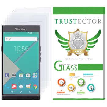 محافظ صفحه نمایش تراستکتور مدل GNF مناسب برای گوشی موبایل بلک بری Priv بسته 5 عددی