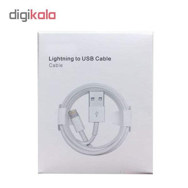 کابل تبدیل USB به لایتنینگ مدل C2 طول 1 متر main 1 2