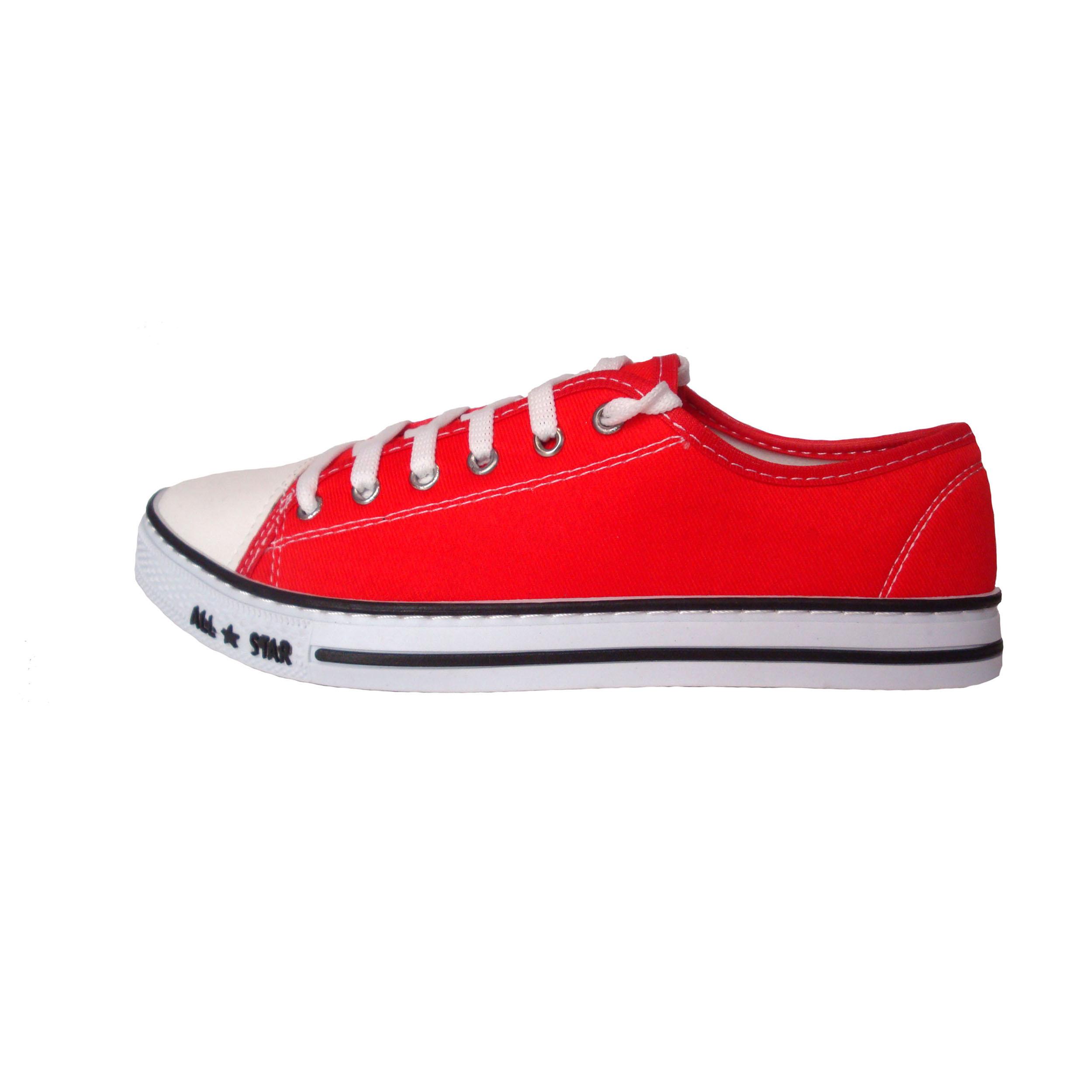 کفش راحتی زنانه کد ASred
