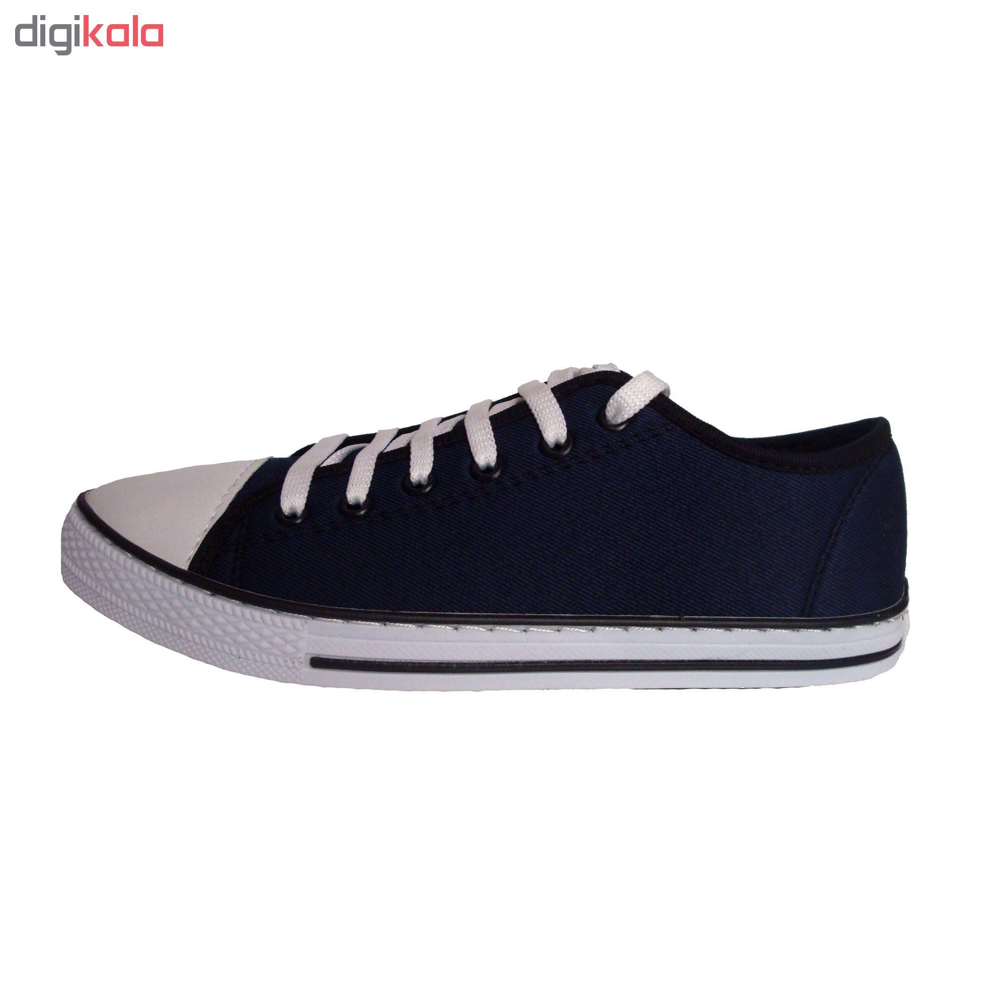 کفش راحتی زنانه کد ASblue