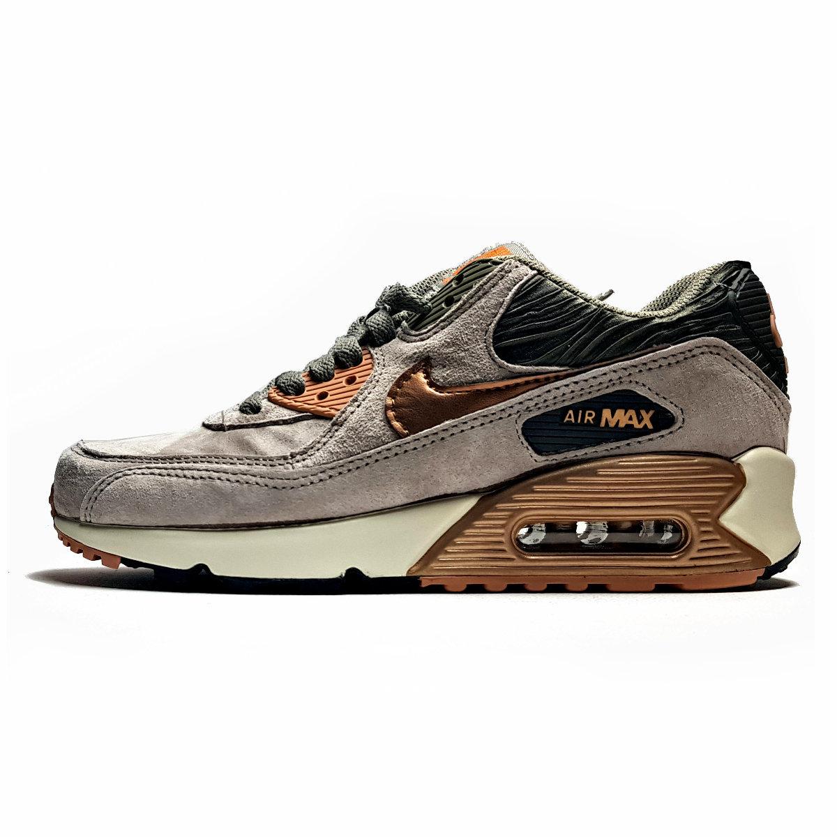 قیمت کفش مخصوص پیاده روی مردانه نایکی مدل Air Max 90 Leather