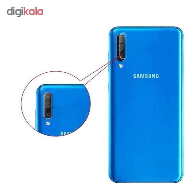 محافظ لنز دوربین کوالا مدل PWT-001 مناسب برای گوشی موبایل سامسونگ Galaxy A50 main 1 3