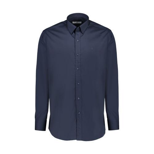 پیراهن مردانه زی مدل پوپلین 1531117-59