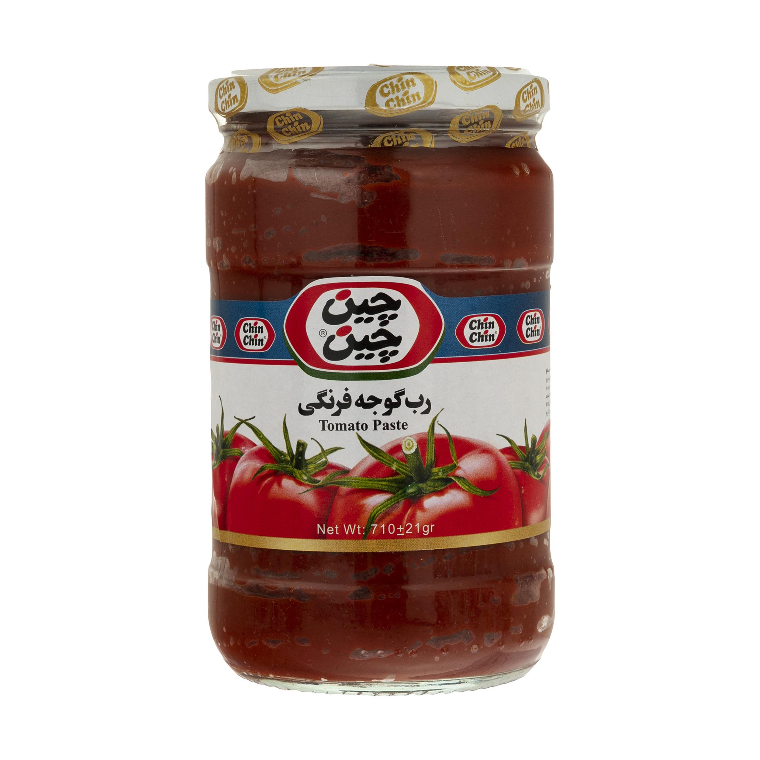 رب گوجه فرنگی چین چین مقدار 710 گرم