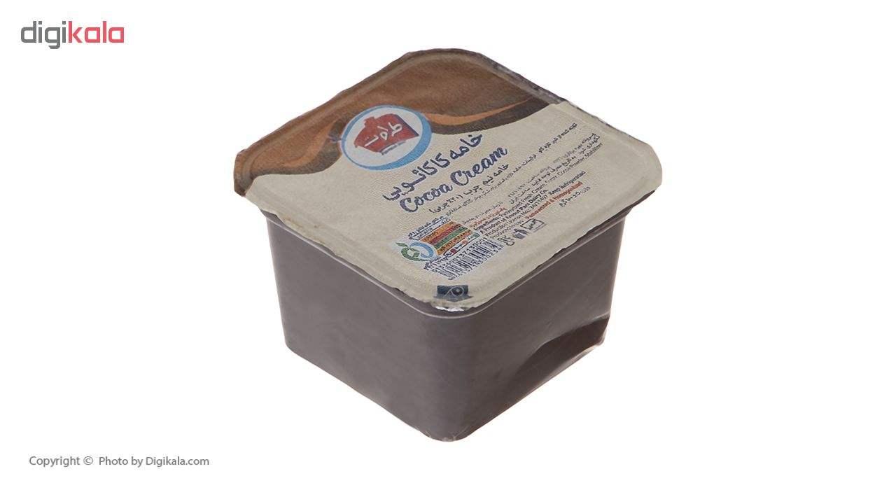 خامه کاکائویی طراوت مقدار 100 گرم main 1 2