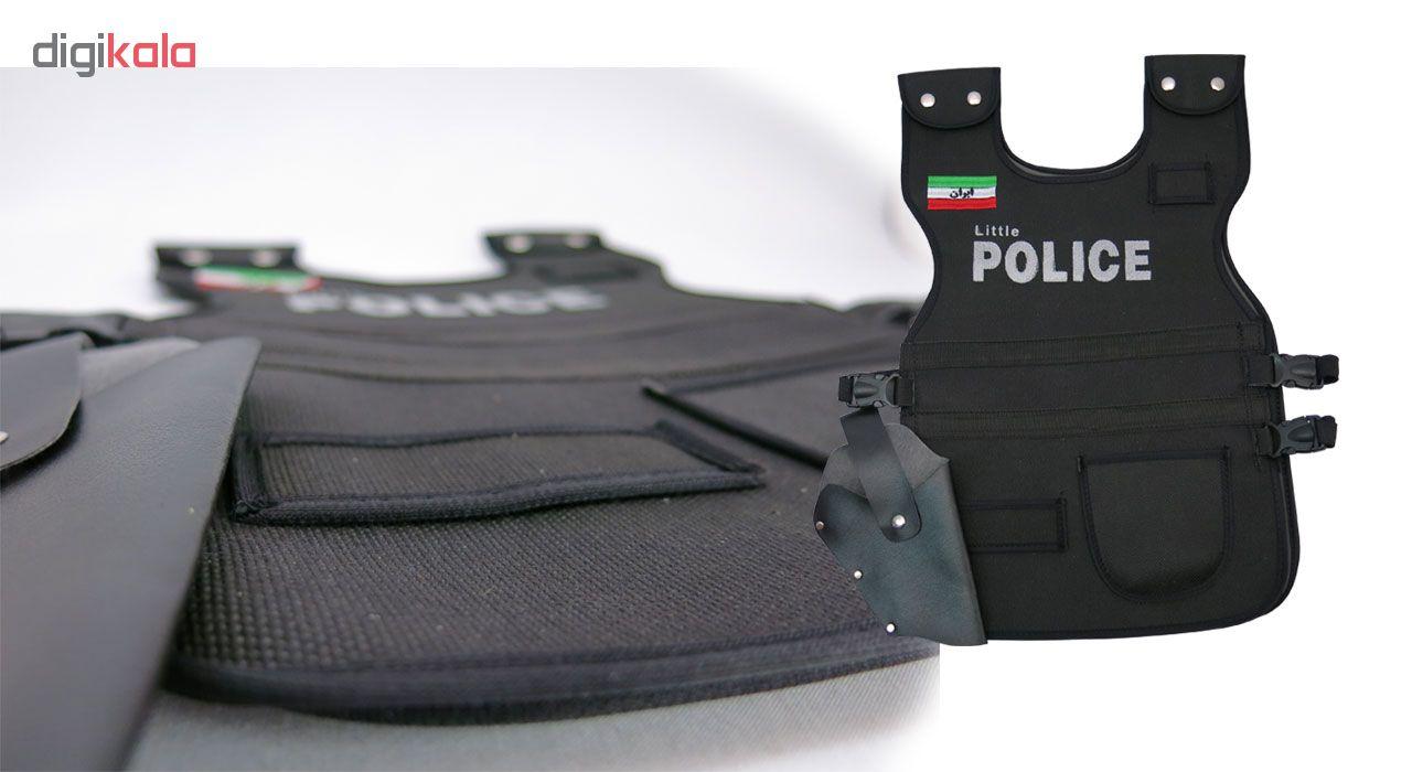 تن پوش کودک طرح Little Police main 1 1