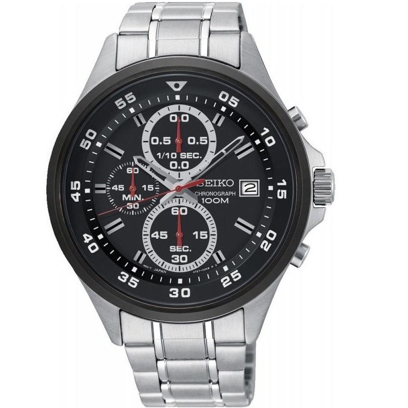 ساعت مچی عقربه ای مردانه سیکو مدل SKS633P1