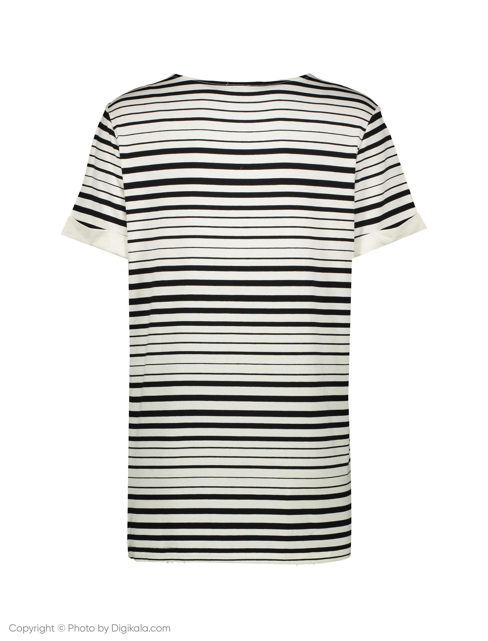 تی شرت زنانه یوپیم مدل 5133545 -  - 3