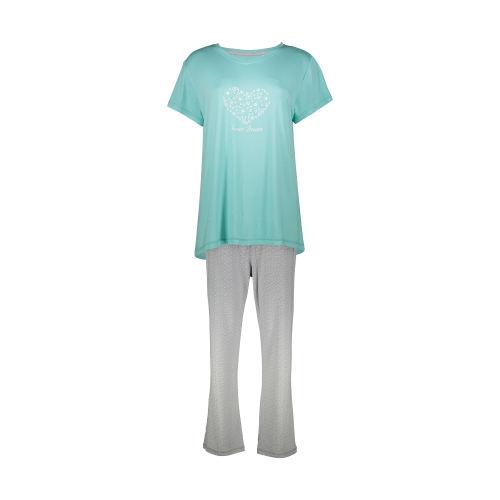 ست تی شرت و شلوار راحتی زنانه ناربن مدل 1521136-54