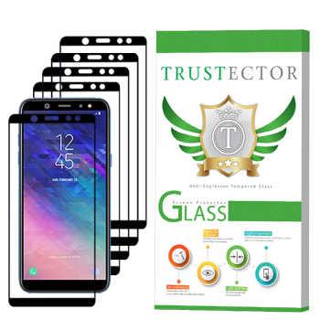 محافظ صفحه نمایش تراستکتور مدل GSS مناسب برای گوشی موبایل سامسونگ Galaxy A6 2018 بسته 5 عددی