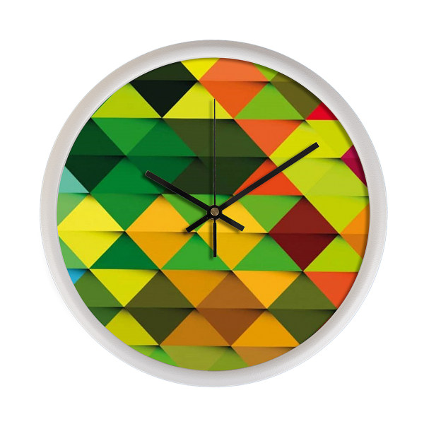 ساعت دیواری مینی مال لاکچری مدل 35Dio3_0005