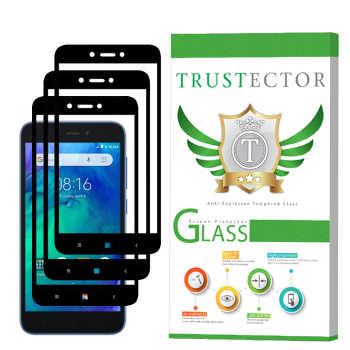 محافظ صفحه نمایش تراستکتور مدل GSS مناسب برای گوشی موبایل شیائومی Redmi Go بسته 3 عددی thumb