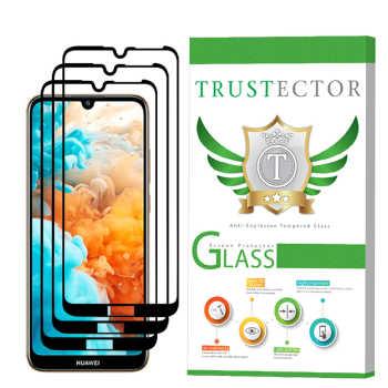 محافظ صفحه نمایش تراستکتور مدل GSS مناسب برای گوشی موبایل هوآوی Y6 Pro 2019 بسته 3 عددی