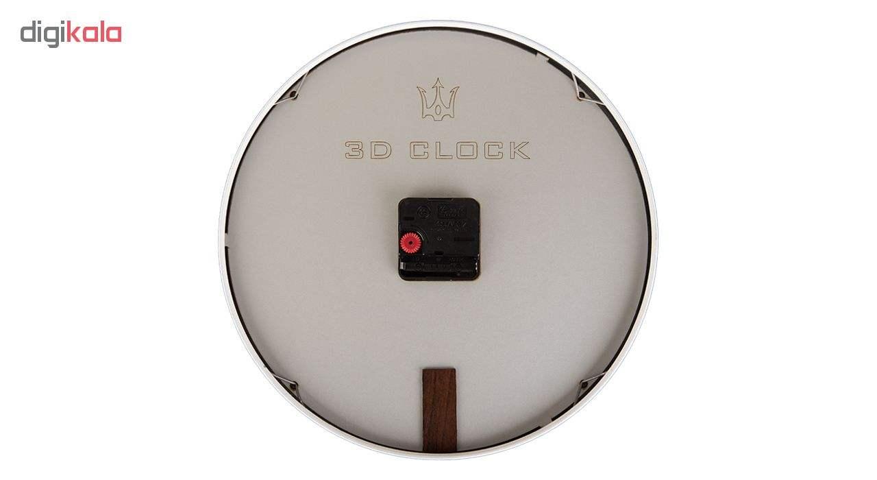 ساعت دیواری مینی مال لاکچری مدل 35Dio3_0021 main 1 2