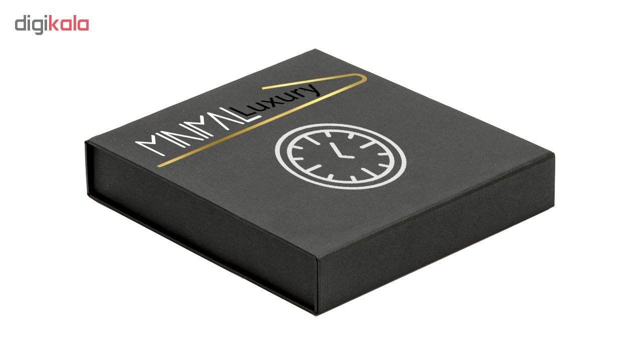 ساعت دیواری مینی مال لاکچری مدل 35Dio3_0021 main 1 4