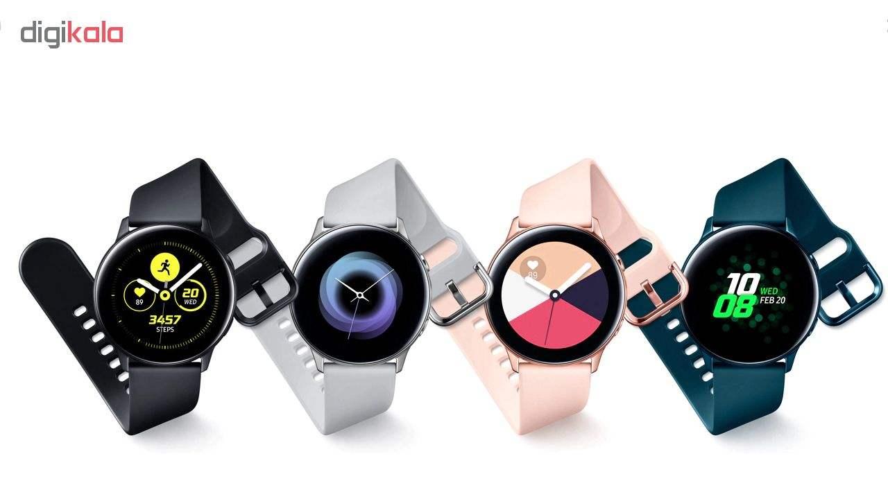 ساعت هوشمند سامسونگ مدل Galaxy Watch Active thumb 13