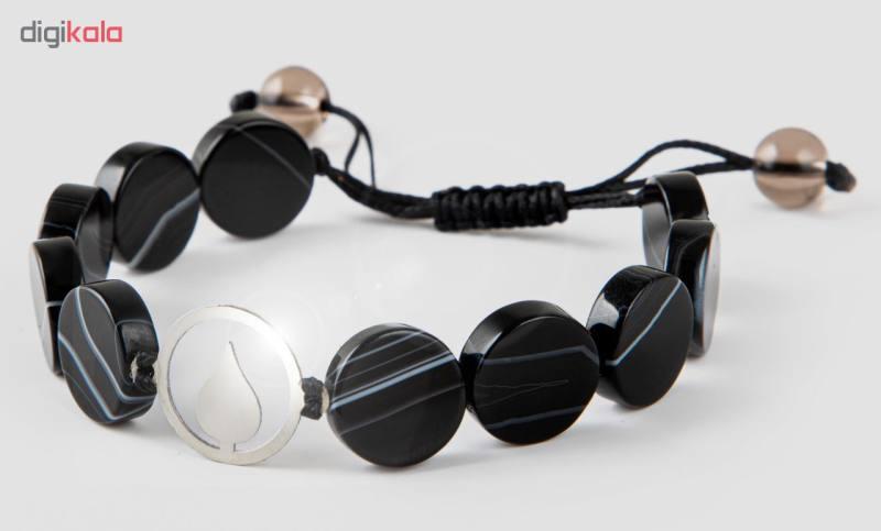 دستبند نقره زنانه ریسه گالری مدل Ri3-A1044B