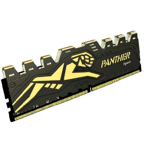 رم دسکتاپ DDR4 تک کاناله 2400 مگاهرتز CL16 اپیسر مدل Panther ظرفیت 8 گیگابایت