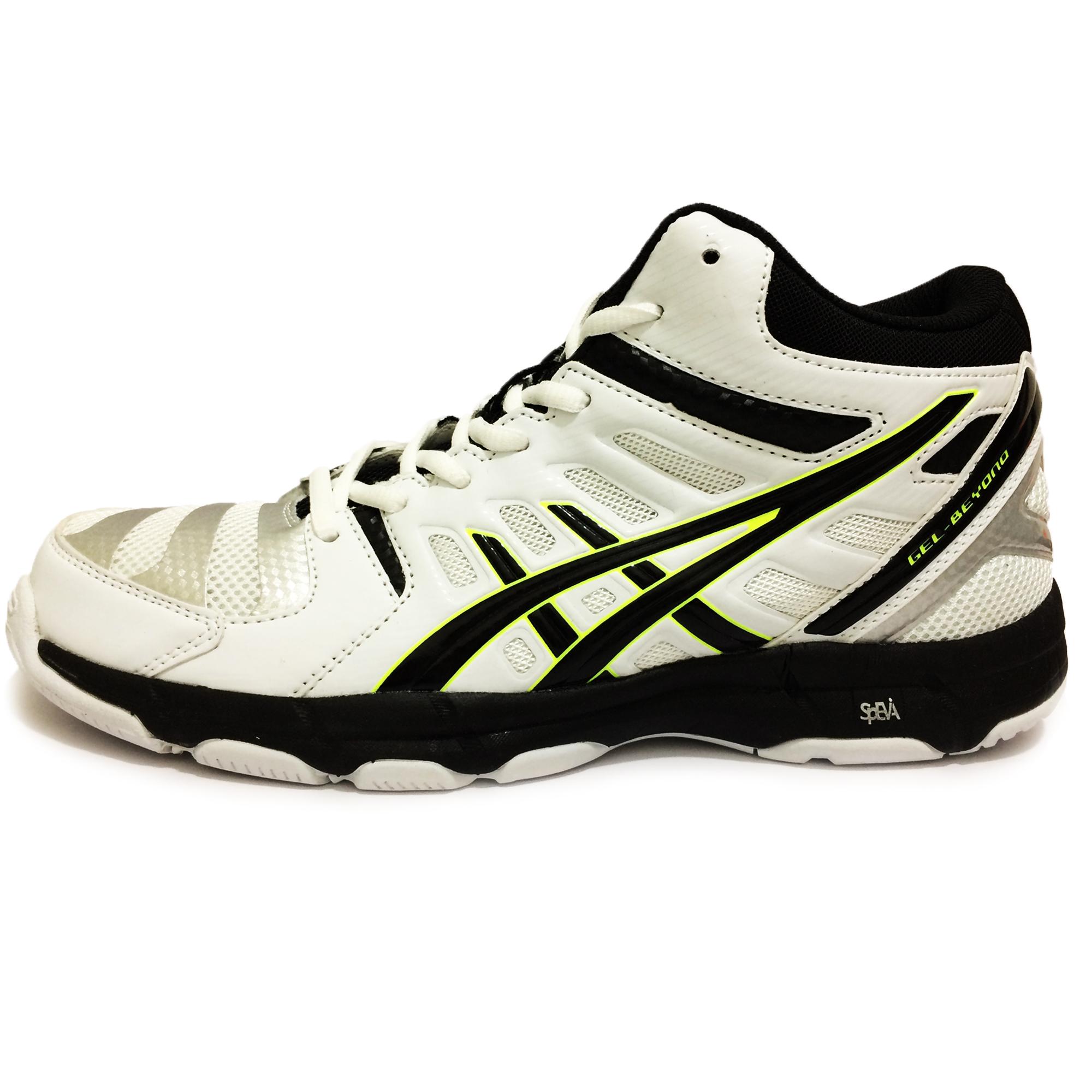 کفش والیبال مردانه مدل ASC/WHT