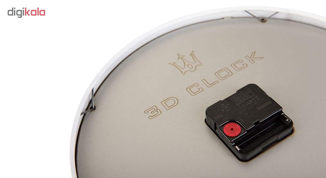 ساعت دیواری مینی مال لاکچری مدل 35Dio3_0030 main 1 3