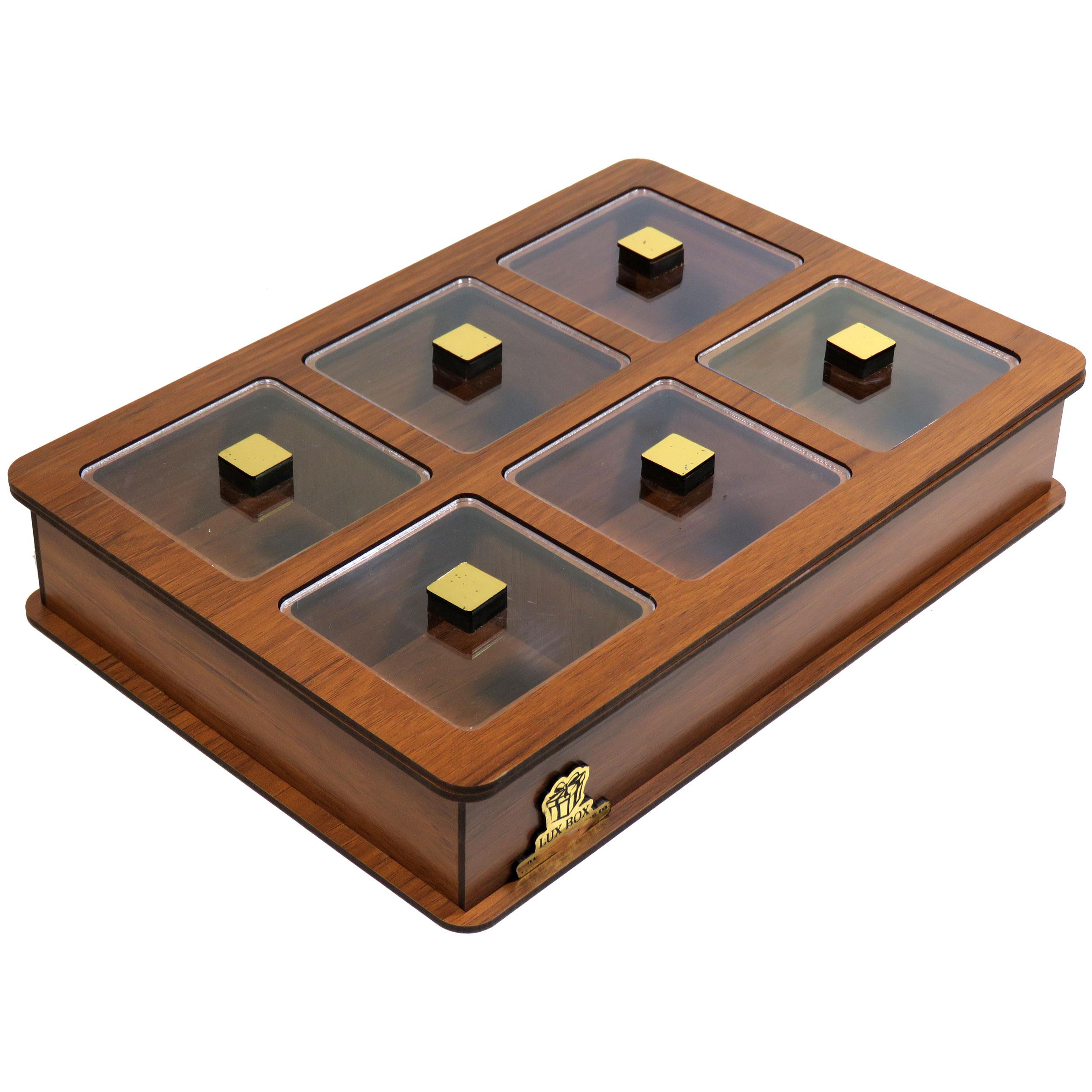 جعبه پذیرایی لوکس باکس مدل LB11