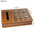 جعبه پذیرایی لوکس باکس مدل LB12 thumb 2