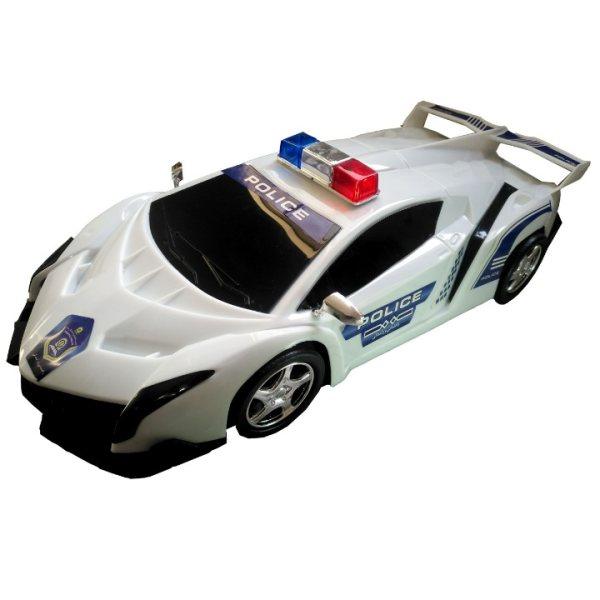 ماشین بازی طرح  پلیس مدل Lamborghini